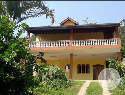 Chácara Com 3 Dormitórios À Venda, 593 M² Tijuco Preto - Jundiaí/sp - Ch0014