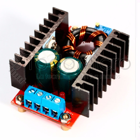 Fuente Step Up Dc-dc Boost 6a 150w 12 A 35v Todomicro