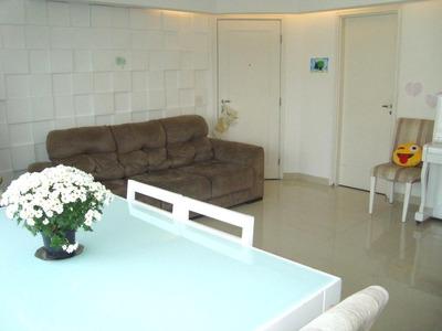 Apartamento Em Pinheiros, São Paulo/sp De 89m² 3 Quartos À Venda Por R$ 1.280.000,00 - Ap225575