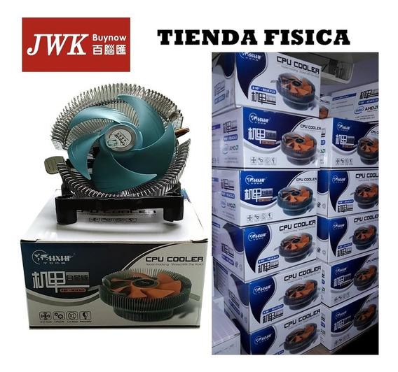 Abanico Fan Cooler Universal Para Procesador Hf-1502 Jwk