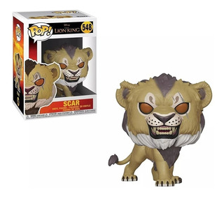 Funko Pop 548 Scar - The Lion King