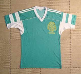 Camisa Original Camarões 1990 Home