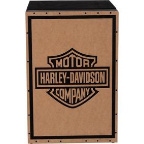 Cajon Acústico Inclinado Harley Davidson K2-ac-hd Jaguar.
