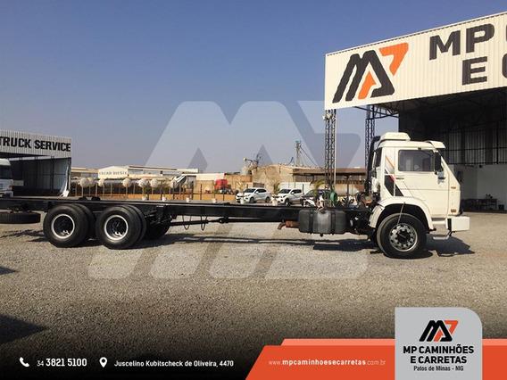Caminhão Volksvagen Vw 16.220 Truck 6x2 Chassi