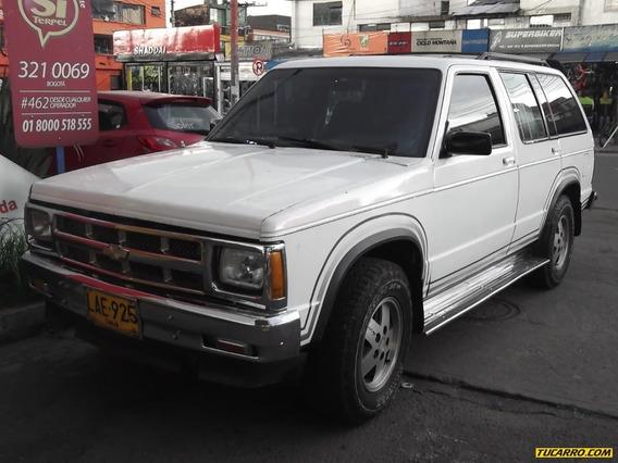 Chevrolet Blazer 4200cc