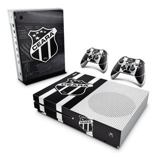 Adesivo Xbox One S Slim Skin Ceará Sporting Club