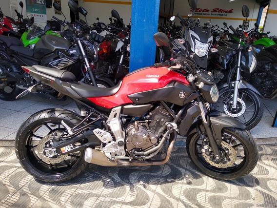 Yamaha Mt 07 Abs 2016 8 Mil Km Moto Slink