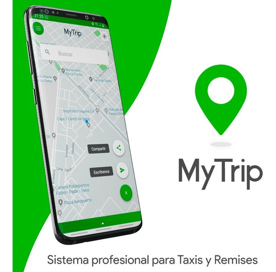 Sistema Uber Clone (app Para Taxis Y Remises) Android