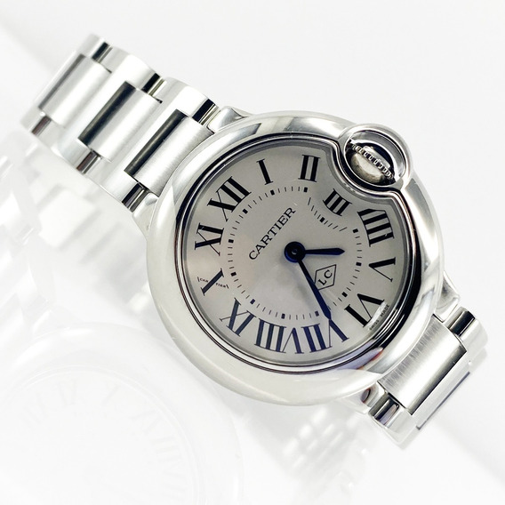 Reloj Dama Cartier Ballon Bleu 3009 Original