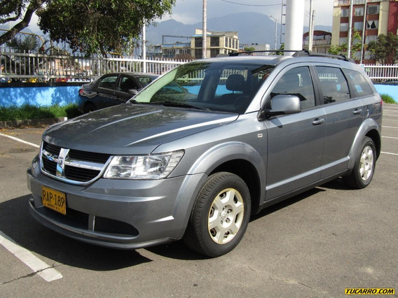 Dodge Journey Se At 2.4