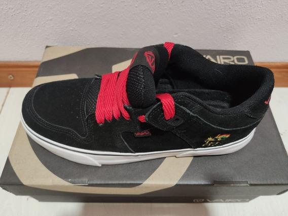 Vairo Zapatillas Urbano Grind Black + Envio Gratis !!!!