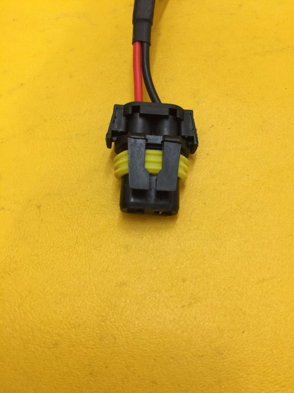 Soquete Plug Lâmpada Hb4 Farol Baixo Honda Civic 07 A 11