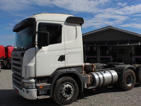 Scania 124 G 380 6x2 2009
