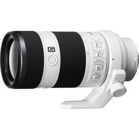 Lente Sony Fe 70-200mm F/4 G Oss - Sel70200g - Loja Platinum