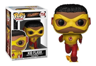 Funko Pop! Dc Flash - Kid Flash 714 Original