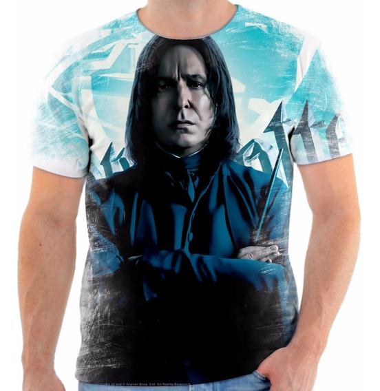 Camiseta Camisa Harry Potter Severo Snape 8 Frete Grátis
