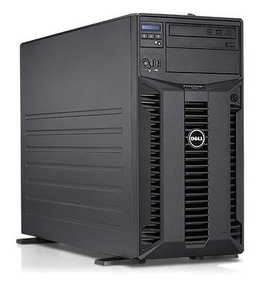 Servidor Dell T410 32gb 2 Proc Xeon Six-core