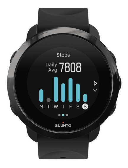 Suunto 3 Fitness All Black Wrist Hr