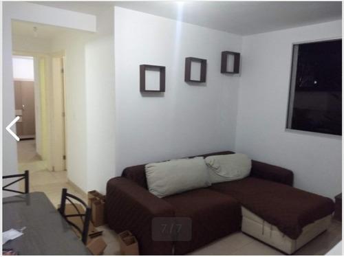 Imagem 1 de 6 de Apartamento Com 2 Dormitórios À Venda, 49 M² Por R$ 228.000,00 - Parque Residencial Flamboyant - São José Dos Campos/sp - Ap1629