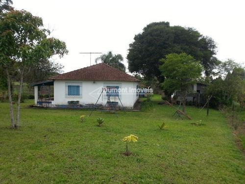 Imagem 1 de 14 de Linda Chácara Com 2 Casas Em São Roque. Cód 183.