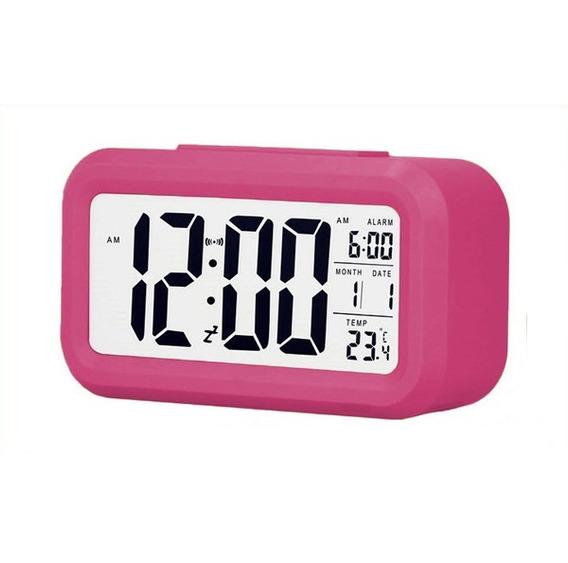Big Screen Reloj Despertador Digital