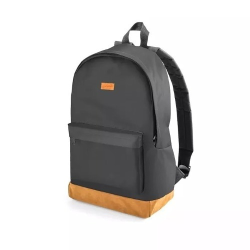 Mochila Backpack Preta E Marrom Ate 15.6 Multilaser - Bo407