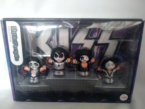Imagen 1 de 2 de Kiss Little People Fisher Price Mattel