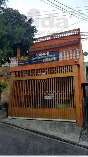 Casa Sobrado À Venda Em Jardim Veloso  -  Osasco - 29986