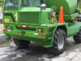 Mixer Auto Hormigonera / Mezcladoras De Concreto O Hormigón