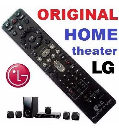Remoto Original Lg Akb73636102 Home Theater Dh4130 Dh4130s U