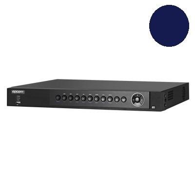 Dvr Nvr Epcom 4 Canales (4+2) 3mp Turbohd + 2ch Ip