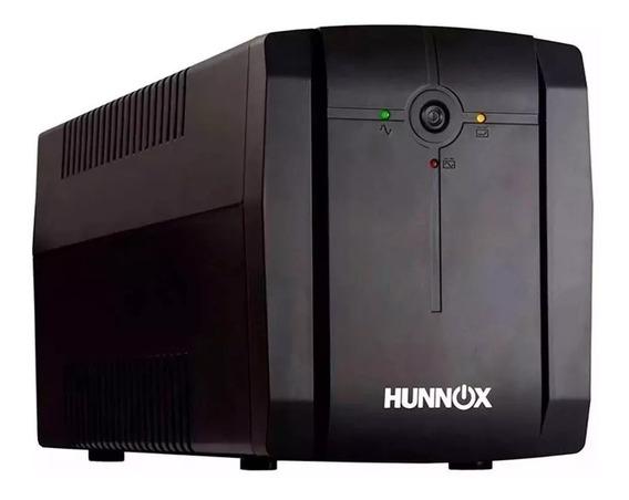 Ups Estabilizador De Tension Hunnox 1500 Va Usb 4 Entradas