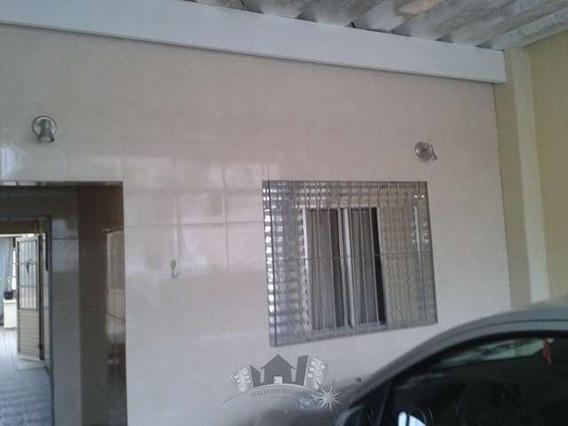 Casa Térrea-02 Dormitório 02vagas-vl. Teresa Sbc - It139-1