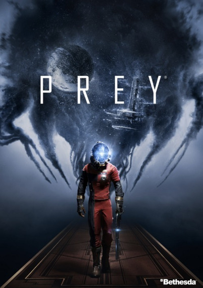 Prey Pc Steam Key Código 15 Dígitos
