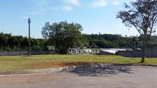 Terreno À Venda, 625 M² Por R$ 390.000,00 - Condomínio Via Castelli - Louveira/sp - Te0162