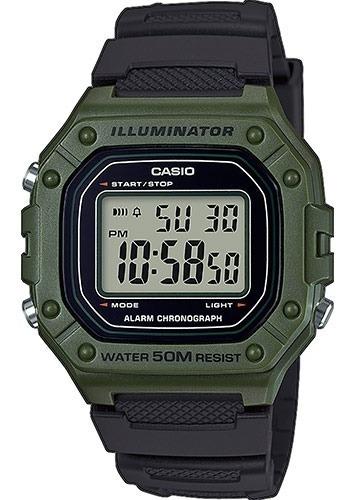 Reloj Casio Core W-218h-3