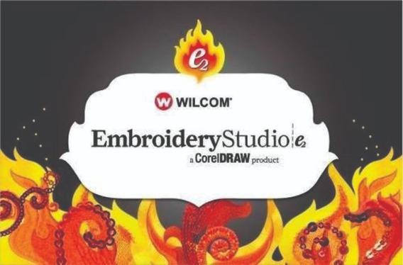 Programa De Bordado Wilcom E2 + Pe Design 9