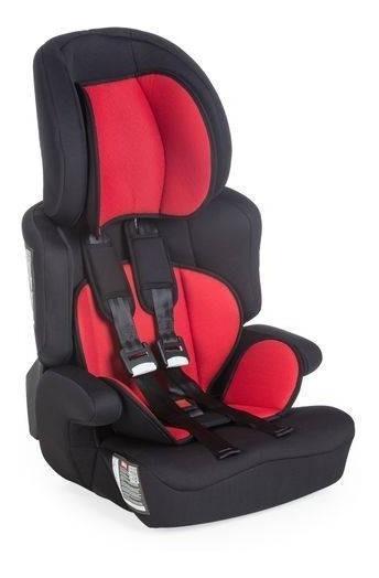 Cadeira Cadeirinha Carro Bebe 9 A 36 Kg Protek Vermelha