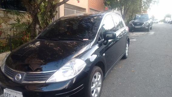I/nissan Tiida 1.8s Flex 5 Portas Aceito Troca Carro Popular