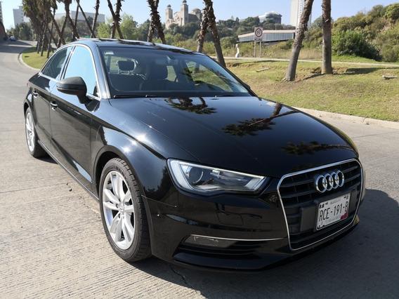 Audi A3 2016 Sedán 1.8 Attraction Plus Perfecto Estado Vealo