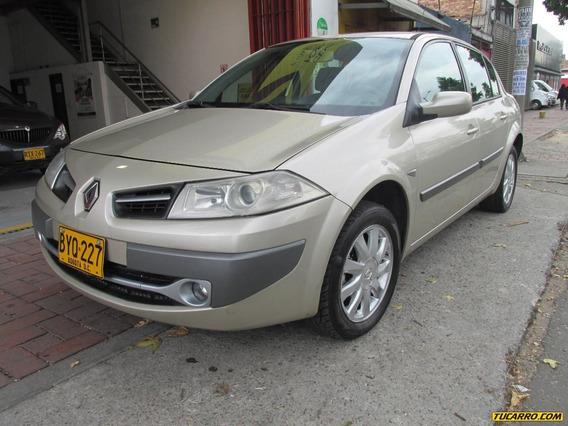 Renault Mégane Ii Sedan
