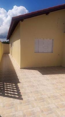 Casa Lado Praia,itanhaém/sp Com 2 Quartos, Escriturada