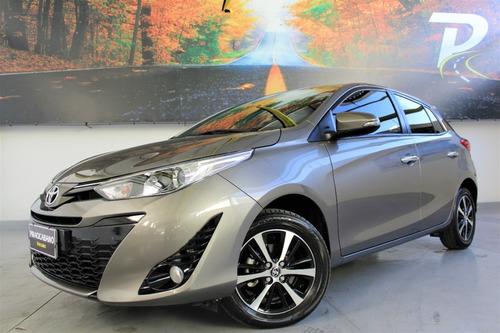 Imagem 1 de 15 de Toyota Yaris 1.5 16v Flex Xls Connect Multidrive