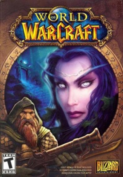 World Of Warcraft Pc Game Bônus Camisa Português Original