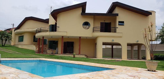 Casa À Venda, 487 M² Por R$ 2.350.000,00 - Werner Plaas - Americana/sp - Ca0577