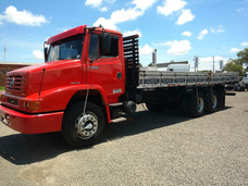Mercedes-benz Truck Mb 1620 Carroceria Grade Baixa