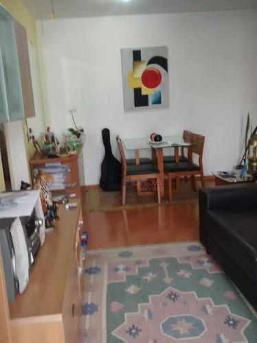 Imagem 1 de 17 de Apartamento Com 2 Dormitórios À Venda, 46 M² Por R$ 450.000,00 - Tatuapé - São Paulo/sp - Ap5400