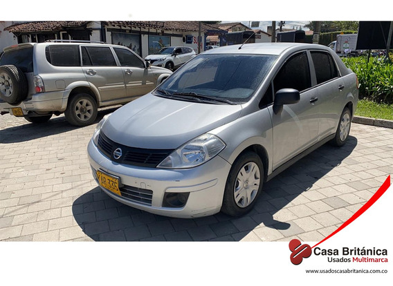 Nissan Tiida Mio 1600cc Meacnico 4x2 Gasolina
