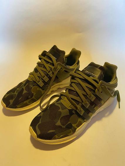 Zapatillas adidas Eqt Camufladas