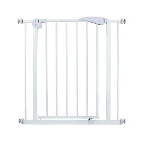 Portão Divisória Com Grade De Proteção 74cm X 3,5cm X 79cm M